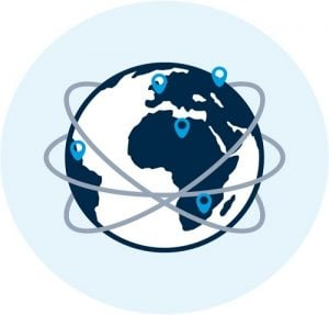 Global perspectives icon